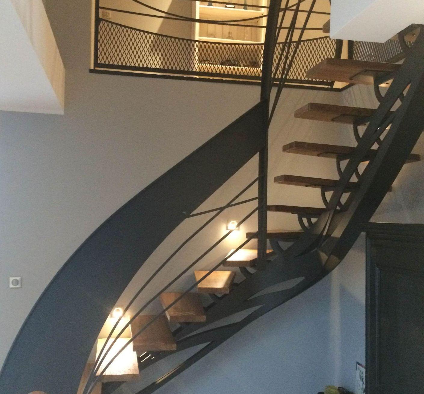 escalier-1410-1310